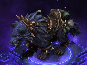 Heroes of the Storm Terrorwolf