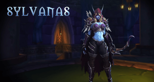 Heroes of the Storm Sylvana Preview