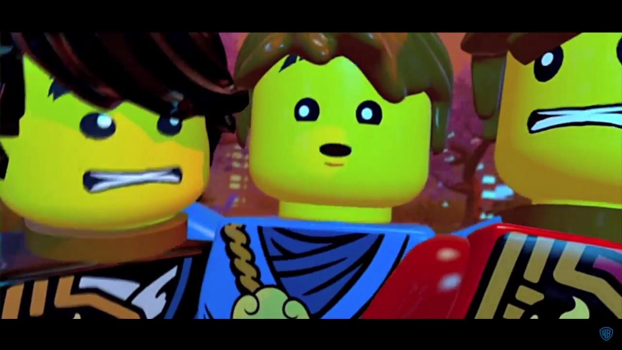 Lego Ninjago Schatten Des Ronin Launch Trailer Gestohlene