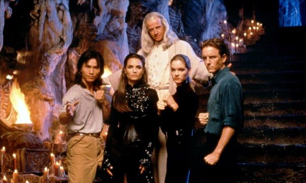 Die Darsteller aus der ersten Verfilmung von Mortal Kombat