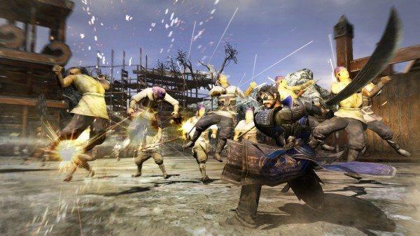 Dynasty Warriors 8 Empire 1