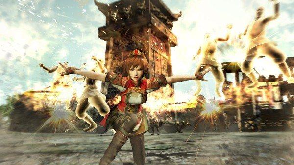 Dynasty Warriors 8 Empire 3