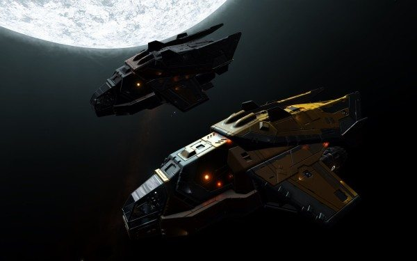 Elite Dangerous Diamondback