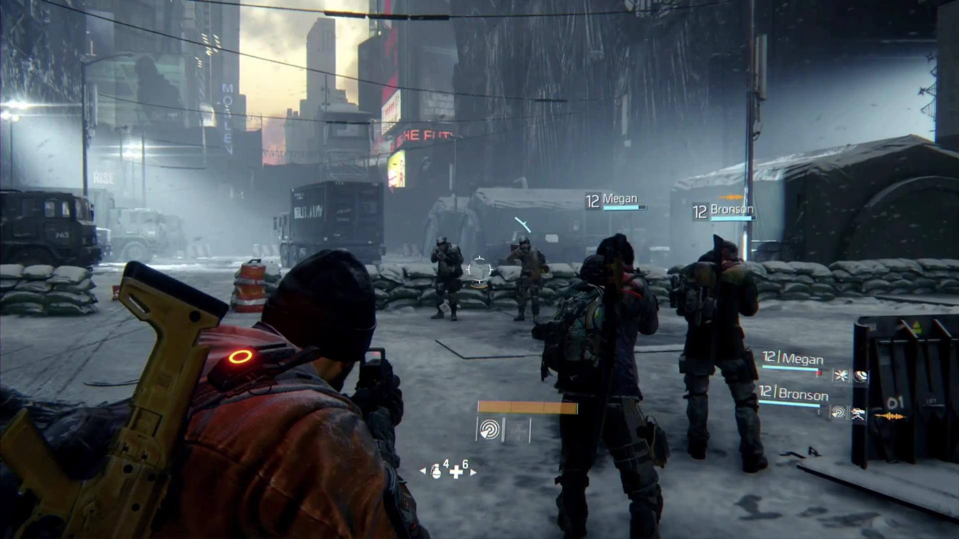 Tom Clancys The Division E3