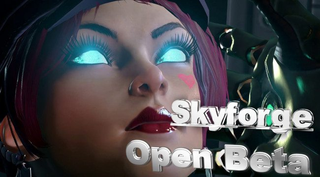 Skyforge #Open Beta #Preview Folge 01