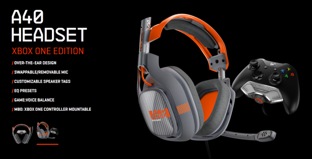 astro a40 xbox one edition headset test review. Black Bedroom Furniture Sets. Home Design Ideas