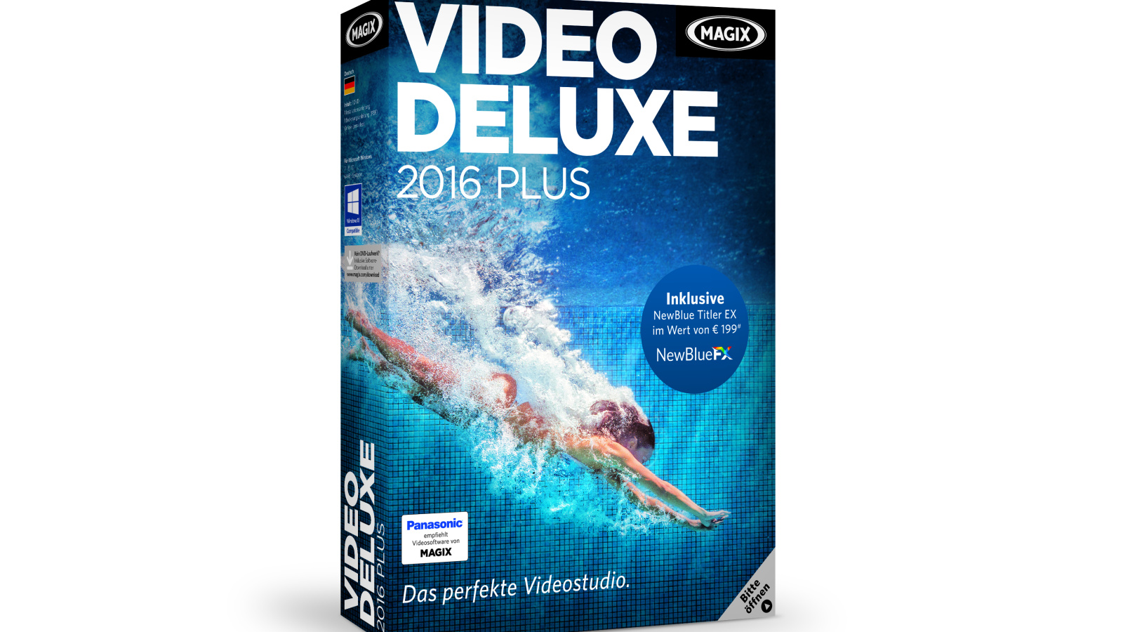 magix video deluxe 2016 plus test review game2gether. Black Bedroom Furniture Sets. Home Design Ideas