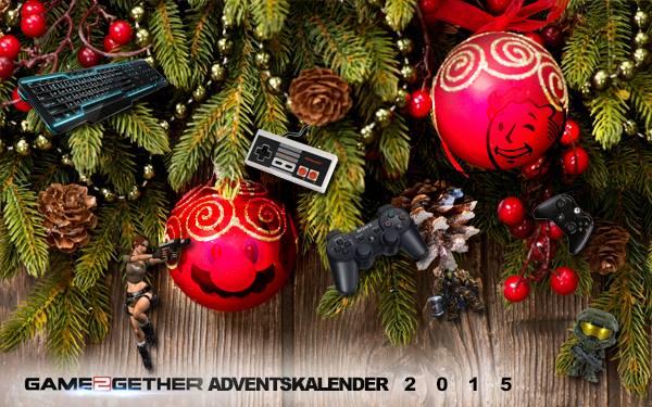 Adventskalender 2015 Tag 23 Game2gether