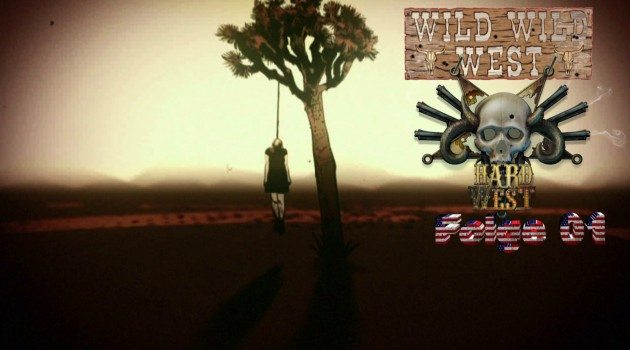 Hard West #Sheriff in the Hood #Let's play Hard West Folge 01