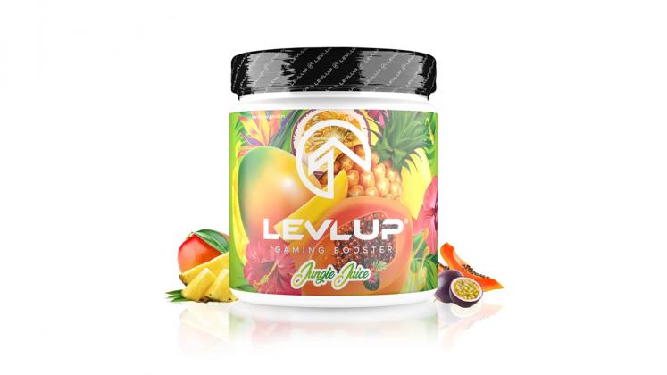 LevlUp! Gaming Booster Drink Exotik