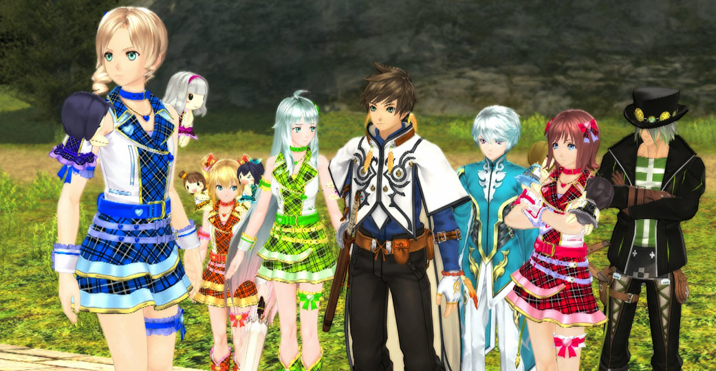 Tales of zestiria the x 7 - 5a8f