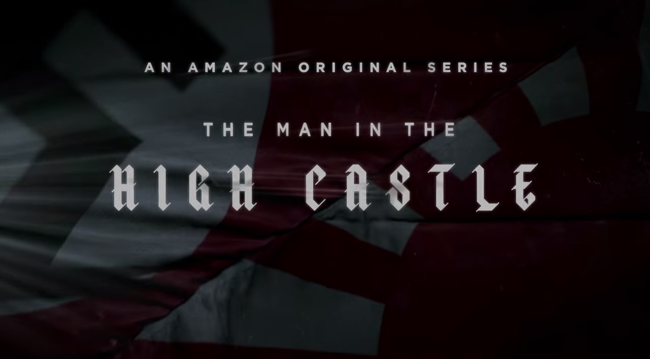 The Man in the High Castle: new on Amazon Prime in November