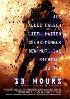13 Hours Wahre Geschichte