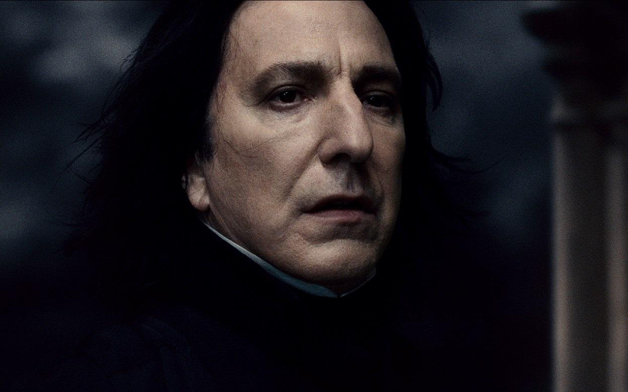 Snape Schauspieler