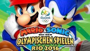 Mario Sonic bei den Olympischen Spielen Rio 2016