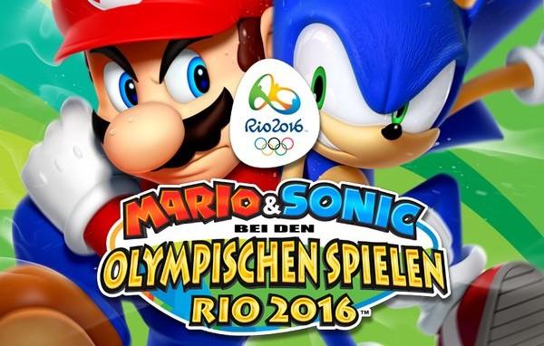Mario Sonic Bei Den Olympischen Spielen Rio 2016 Wii U Test