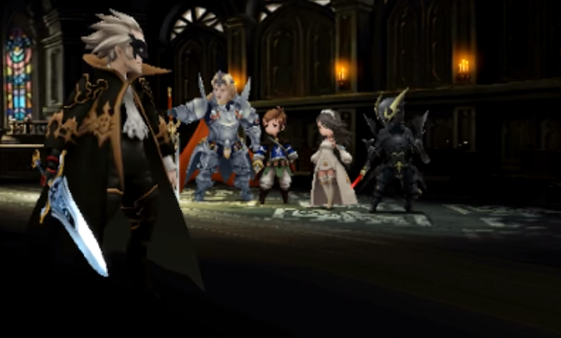 Bravely Second Screen 1