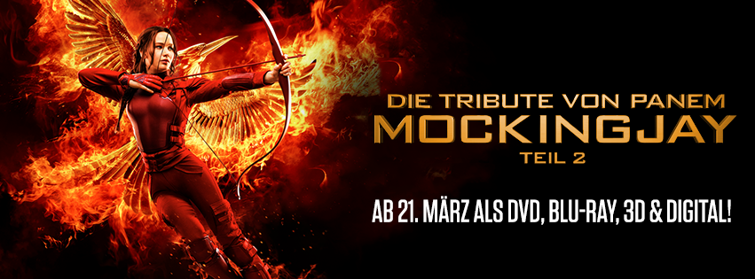 Die tribute von panem mockingjay teil 2 blu ray review game2gether for Die tribute von panem 2