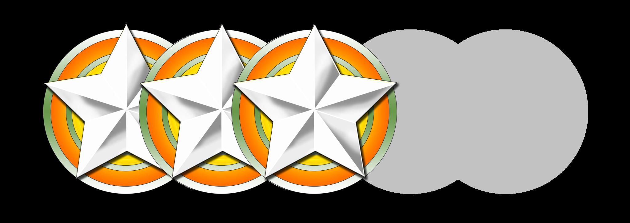 Wertung 3 Sterne