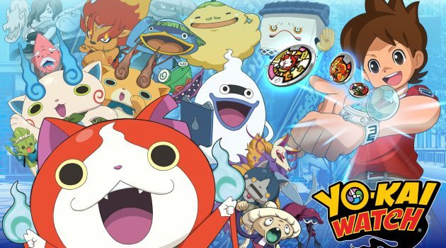 2_N3DS_YO-KAI_WATCH_Illustration_KeyArt_YKW_Illustration_horizontal_withLogo