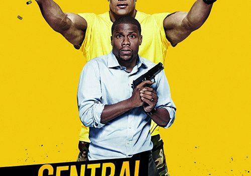 Central Intelligence - Poster