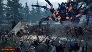 Mit dieser Spinne ist nicht zu spaßen. Jene Soldaten die nicht vorsichtig sind landen auf dem Vesperbrett.