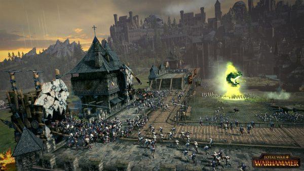 Geschickt werden in Belagerungsschlachten Mauern angegriffen. Schwächen werden vernünftig erkannt und ausgenutzt.
