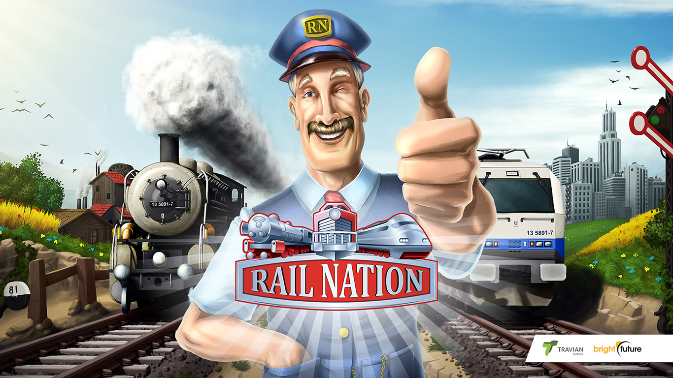 Rail Nation Test