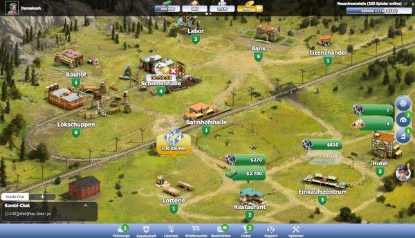 bahnhof rail nation