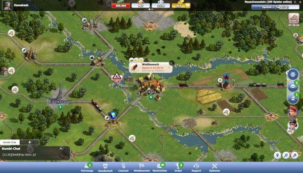 map-rail nation