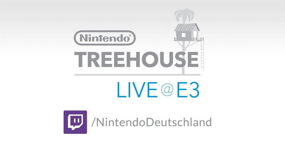Nintendo Treehouse E3 2016