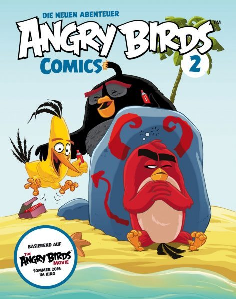 Angry Birds Kinofilm 2 Cover