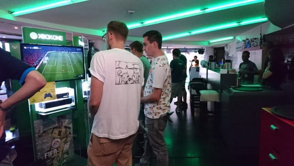 Fifa 17 preview event