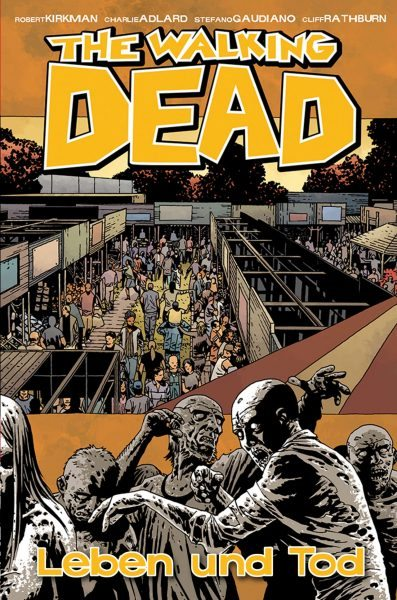The Walking Dead 24 Cover