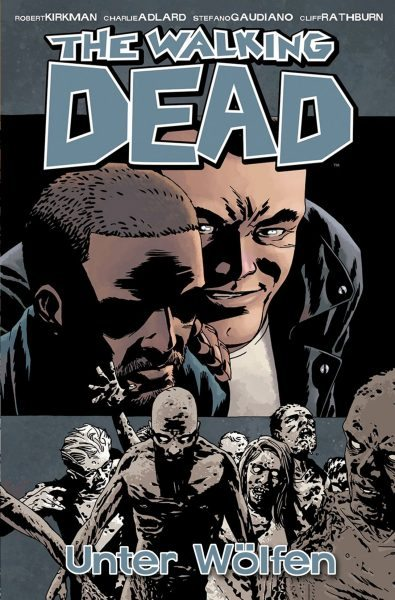 The Walking Dead 25 Cover