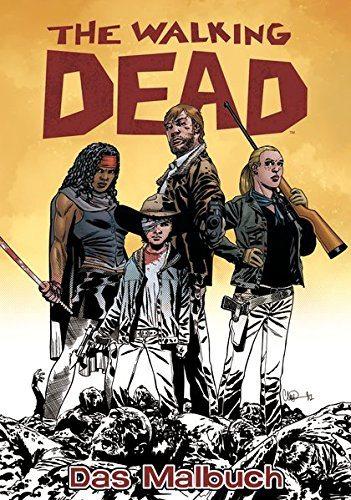 The Walking Dead - Das Malbuch