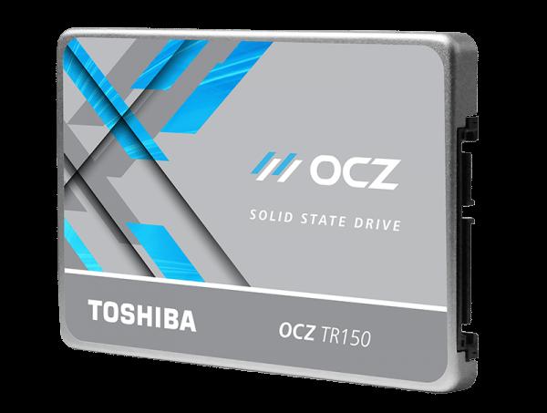 OCZ TR150 - Standing
