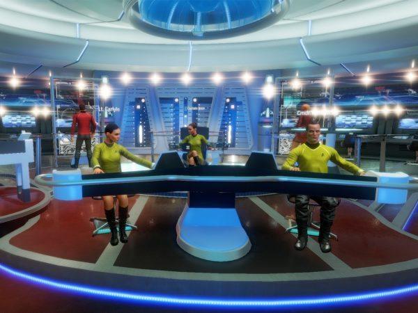 Star Trek-Bridge Crew