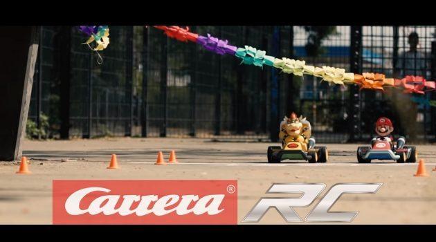 carrera rc Mario