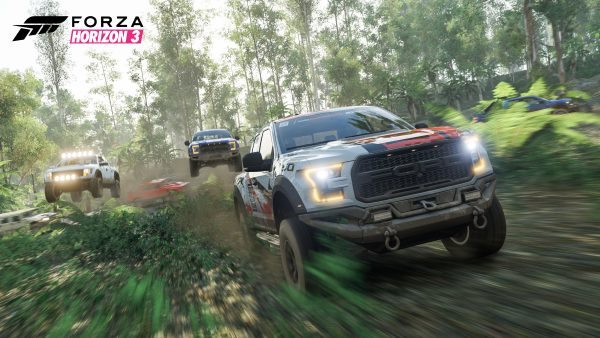 Jungle Trucks in Forza Horizon 3