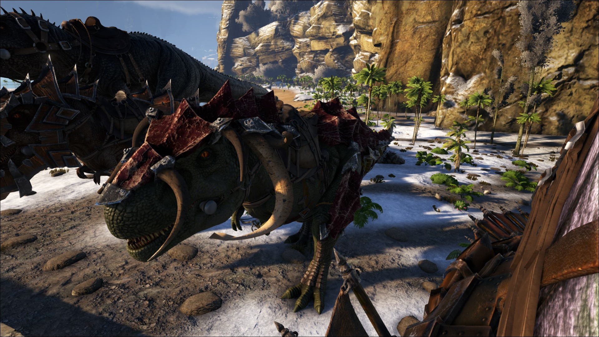 Ark Survival Evolved Game2gether Server Pimp My Dino Round
