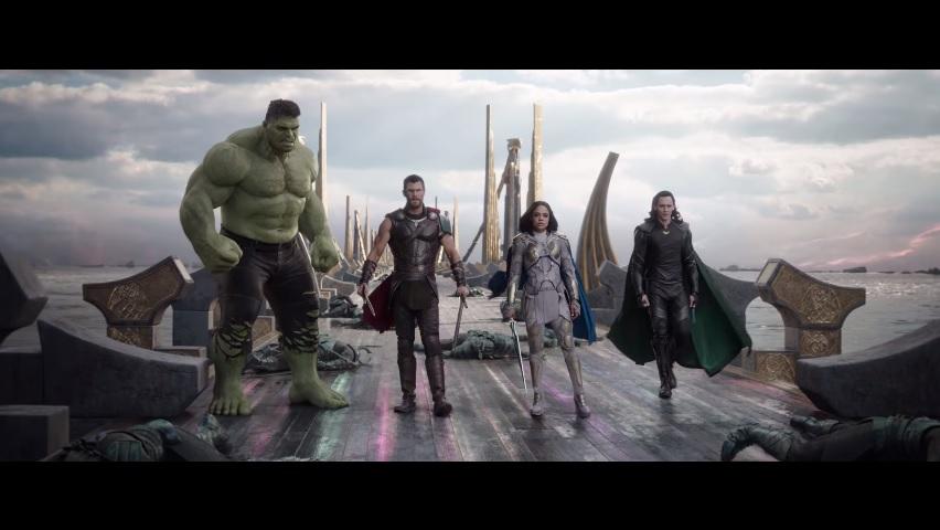 Thor Tag Der Entscheidung Trailer