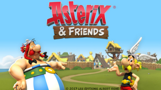 Asterix Und Friends