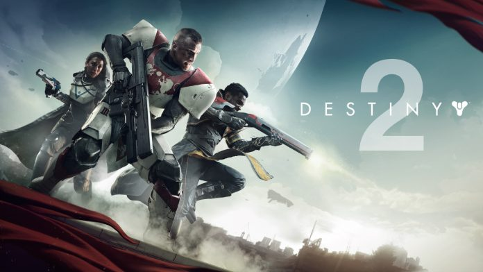 Destiny 2 Cover