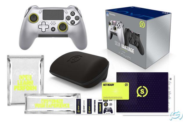 SCUF Vantage: Neuer PS4 Pro-Controller mit Tasche