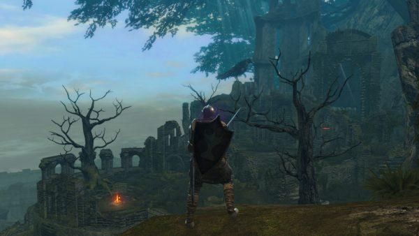 Dark Souls Remastered Test Weitsicht