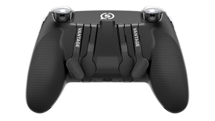 SCUF Vantage: Neuer PS4 Pro-Controller Back