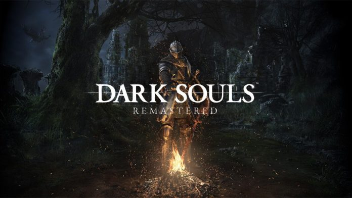 Dark Souls Remastered Logo