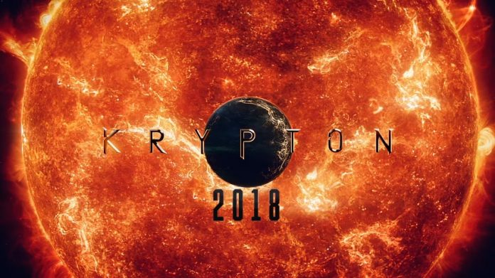 Krypton Serie logo