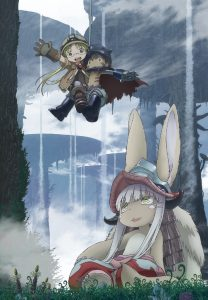 Made In Abyss Key Art